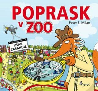 Poprask v ZOO - Petr S. Milan