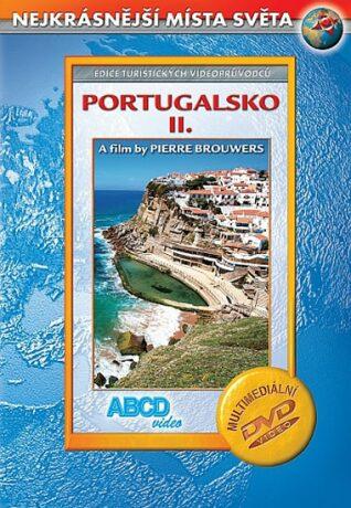 Portugalsko II. DVD - Nejkrásnější místa světa - neuveden