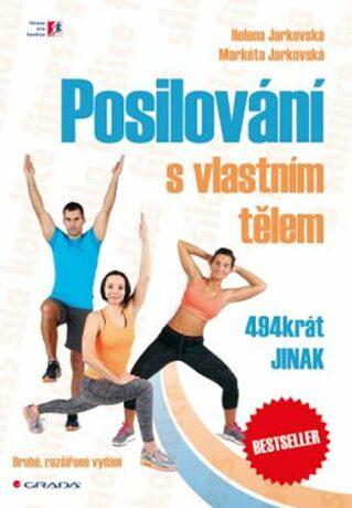 Posilování s vlastním tělem - Helena Jarkovská