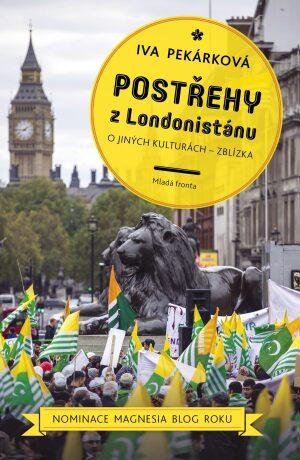 Postřehy z Londonistánu - Iva Pekárková - e-kniha