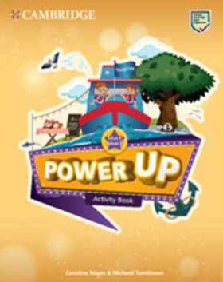 Power Up Start Smart Activity Book - Caroline Nixon