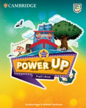 Power Up Start Smart Pupil´s Book - Caroline Nixon