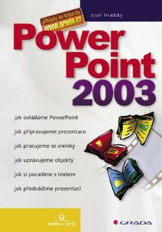 PowerPoint 2003 - Josef Pecinovský - e-kniha