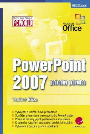 PowerPoint 2007 - Bříza Vladimír - e-kniha