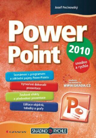 PowerPoint 2010 - Josef Pecinovský - e-kniha