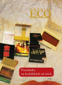 Poznámky na krabičkách od sirek - Umberto Eco