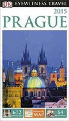 Prague 2015 - DK Eyewitness Travel Guide - Dorling Kindersley