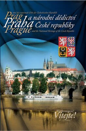 Praha a národní dedictví České republiky (mutace ČJ, AJ, NJ) - neuveden