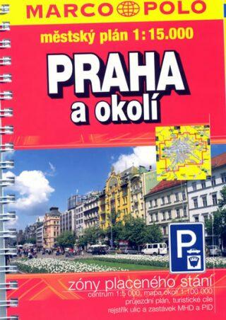 Praha a okolí 1:15T - neuveden