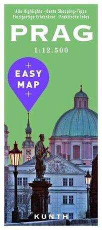 Praha - Easy Map 1:12 500 - neuveden