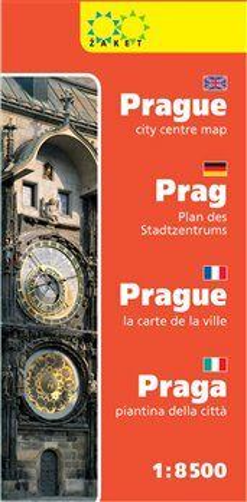 PRAHA historické centrum -
