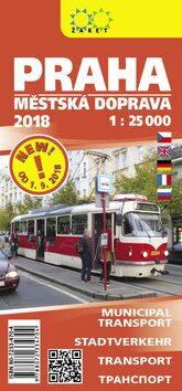 Praha-městská doprava 2018 -