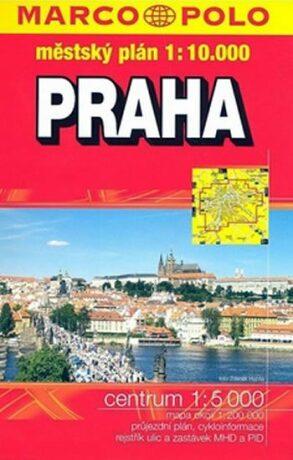 Praha městský atlas 1:10T - neuveden