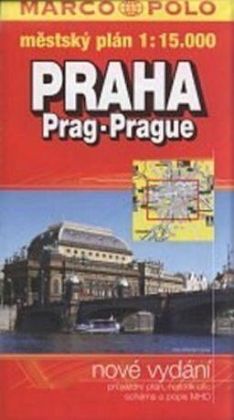 Praha / plán měkký - neuveden