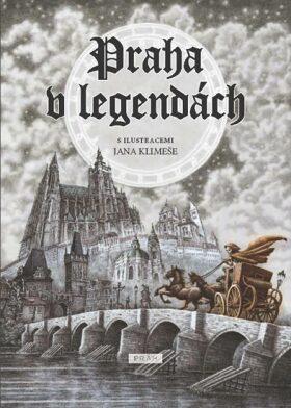 Praha v legendách - Anna Novotná