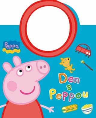 Peppa - Bav se s Pepinou - Den s Peppou (kniha s hodinami) - Astley Baker Davies