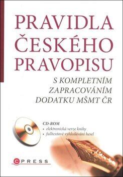 Pravidla českého pravopisu - kolektiv
