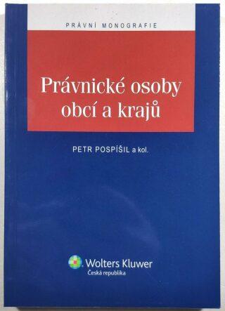 Právnické osoby obcí a krajů - Petr Pospíšil