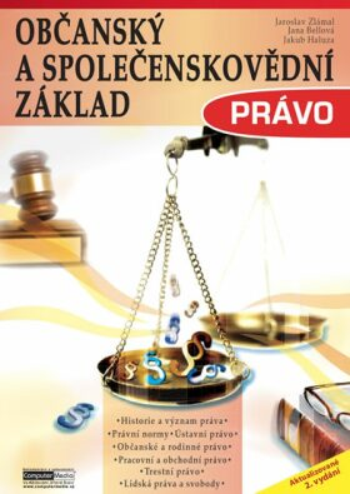 Právo - Občanský a společenskovědní základ - Jaroslav Zlámal