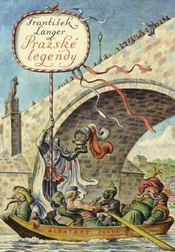 Pražské legendy - František Langer, Cyril Bouda