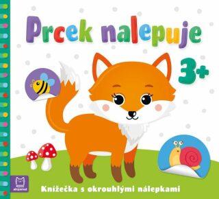 Prcek nalepuje 3+ - Agnieszka Bator, Izdebska Sylwia