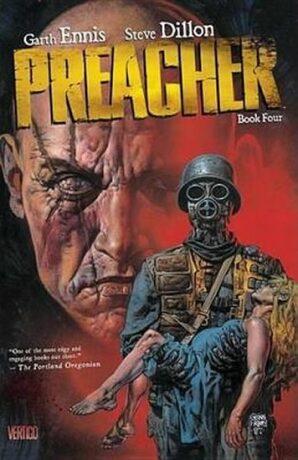 Preacher 4 - Garth Ennis, Steve Dillon
