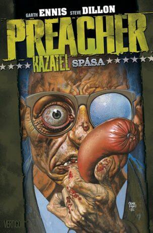 Preacher 7.-Spása - Garth Ennis, Steve Dillon