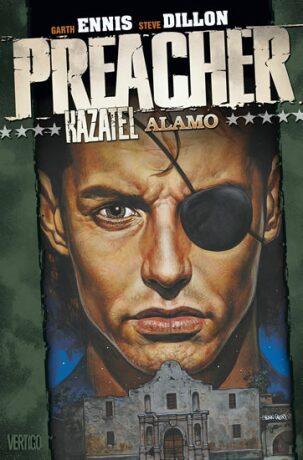 Preacher 9 - Kazatel Alamo - Garth Ennis, Steve Dillon