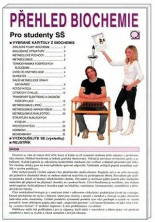 Přehled biochemie - Pro studenty SŠ - Pavel Peč