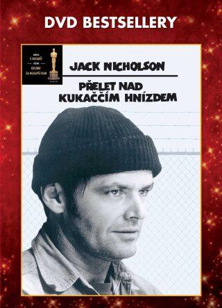 Přelet nad kukaččím hnízdem DVD (dab.) - DVD bestsellery -