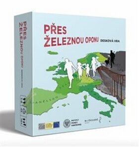Přes železnou oponu - Luděk Navara, Karol Madaj, Peter Rendek, Neela Winkelmannová