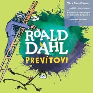 Prevítovi - Roald Dahl - audiokniha