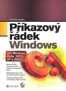 Příkazový řádek Windows - John Paul Mueller