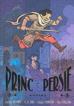 Princ z Persie - Jordan Mechner