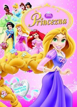 Princezna Knížka na rok 2012 -