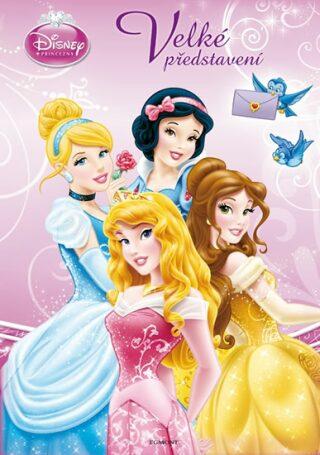 Princezny Velké představení - Walt Disney