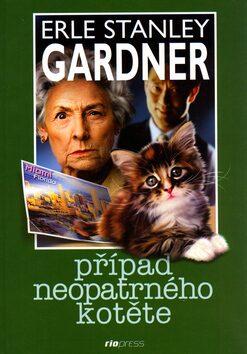 Případ neopatrného kotěte - Erle Stanley Gardner