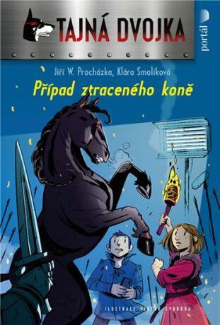Případ ztraceného koně - Klára Smolíková, Jiří W. Procházka