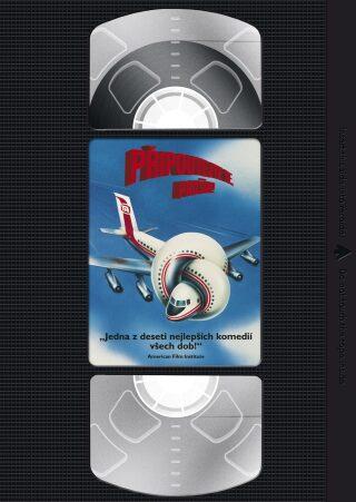 Připoutejte se, prosím! (dab.) - Retro edice - DVD