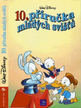 Příručka mladých svišťů 10 - Walt Disney