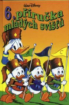 Příručka mladých svišťů  6 - Walt Disney