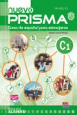 Prisma C1 Nuevo - Libro del alumno + CD - Genis Castro y José Vicente Ianni