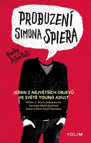 Probuzení Simona Spiera - Becky Albertalli