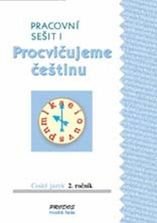Procvičujeme češtinu 2 – Pracovní sešit 1 - Hana Mikulenková, Radek Malý