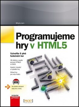 Programujeme hry v HTML5 - Makzan