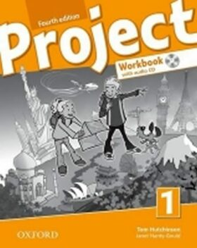 Project 1 Workbook with Audio CD and Online Practice 4th (International English Version) - Tom Hutchinson