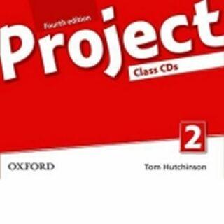 Project 2 Class Audio CDs /3/ (4th) - Tom Hutchinson
