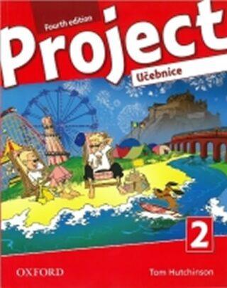 Project Fourth Edition 2 Učebnice - Kolektiv
