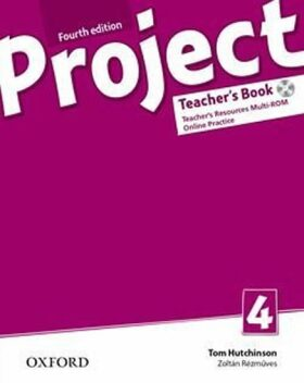 Project 4 Teacher´s Book with Online Practice Pack (4th) - Tom Hutchinson