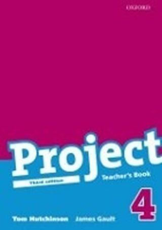 Project 4 Teacher´s Book (3rd) - Tom Hutchinson
